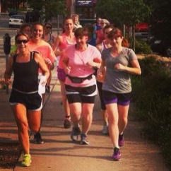 Fleet Feet Des Moines Women's Running Group