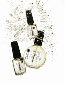 Our favorite cuticle oil: CND Solar Oil