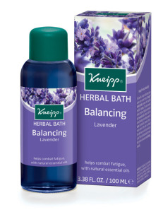 Kneipp Travel Baths and Massage oils are just $5.50 each!