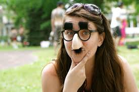 No need for disguises! Most of our clients see multiple providers, we won't be upset!