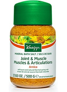 Our best selling bath salt from Kneipp is ideal for people who have joint and muscle pain or arthritis.