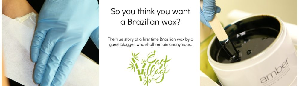 So you think you want a Brazilian wax?