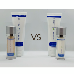 Rhonda Allison Sunscreen eZinc vs Daytime Defense
