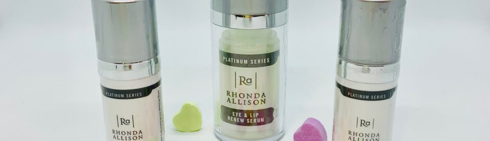 Eye Candy: Three awesome eye creams from Rhonda Allison