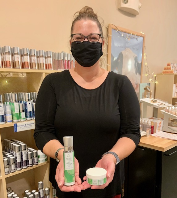 New to professional skincare? Try a DIY Facial Kit!