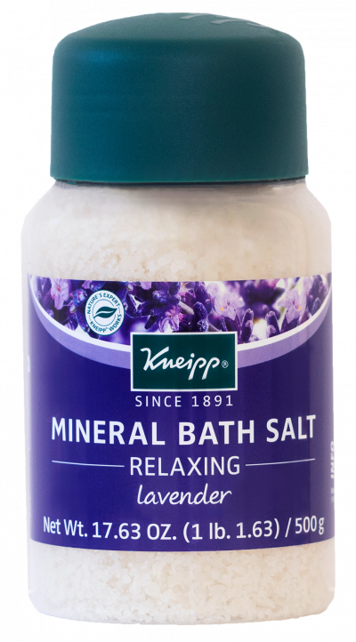 Kneipp Lavender Bath Salts available at www.ShopEastVillageSpa.com
